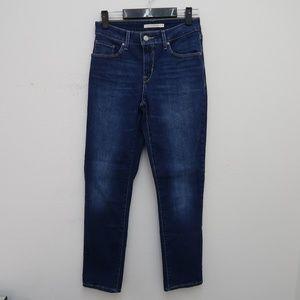 Levi's Women's Classic Mid-Rise Skinny Jeans Sz 4